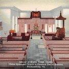 Williamsburg, Virginia - Bruton Episcopal Parish Church (A56)