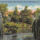Williamsburg, Virginia - Royal Governer's Palace, Gardens (A57)