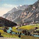 Saint Nicolas, Vallee de Zermatt, Switzerland (A117)