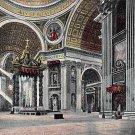 Roma, Rome - Chiesa di S. Pietro, Interno - Italy (A108)