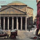 Roma, Rome - Il Pantheon - Italy (A107)