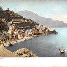 Amalfi - Panorama - Italy (A104)