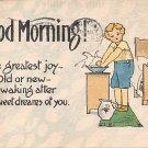 Good Morning - The Greatest Joy (A171)