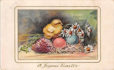 A Joyous Easter - John Winsch 1911 (A133)