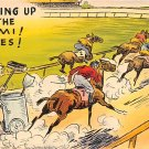 Cleaning Up At The Miami Races (A138)