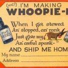 I'm Making Whoopie-E (A139)