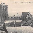 Anvers - Vue generale de l'eglise St. Jacques (A190)