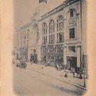 Anvers - Facade A La Place De Meir (A191)