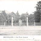 Bruxelles, Brussels -Le Petit Sablon (A203)
