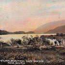Nova Scotia, Canada - Cape Breton, Lake O Law 1908 (A240)