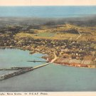 Aerial View of Digby, Nova Scotia, Canada (A247)