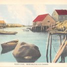 Peggy Cove, Near Halifax, Nova Scotia, Canada (A269)