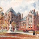 Toronto, Parliament Building - C. Flower, Tuck (A524-525)