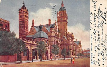 London, Imperial Building - Tuck 1906 (A522-523)