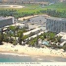 San Juan, Puerto Rico, Hotels Postcard (A428)