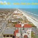 Daytona Beach, Seabreeze Blvd. Florida Postcard(A444)