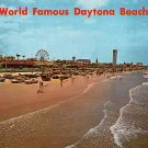 Daytona Beach, Ferris Wheel, Florida Postcard (A445)