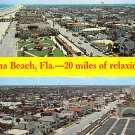 Daytona Beach, 20 miles of relaxin', Florida Postcard (A449)