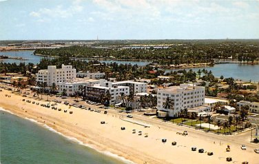 Fort Lauderdale, Florida Postcard (A455)
