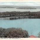 Lake Hopatcong, New Jersey, NJ, Chestnut Point From Breslin 1916 (A475)