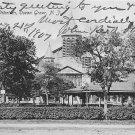 The Auditorium Ocean Grove, New Jersey, NJ Postcard -1907 (A488)