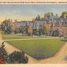 Princeton University, NJ Postcard -1940 (A492)