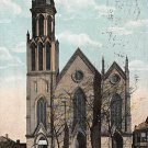New Brunswick, NJ Postcard - First Methodist Church 1910 (A498)