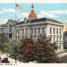 Trenton, NJ Postcard - State House 1923 (A503)