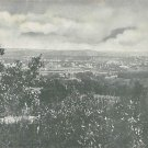 New Haven, Conn, CT Postcard - West Rock View 1907 (A610)