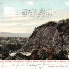 East Rock, Conn, CT Postcard - Soldiers' Monument 1906 (A611)