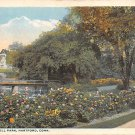 Hartford, Conn, CT Postcard - Bushnell Park (A614)