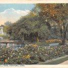 Hartford, Conn, CT Postcard - Bushnell Park (A614)
