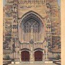Yale University, Conn, CT Postcard New Haven -  1944 (A619)