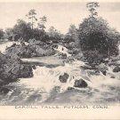 Putnam, Conn, CT Postcard - Cargill Falls (A634)