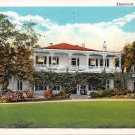 Natchez, Miss, MS Postcard - Elmscourt 1940 (A681)