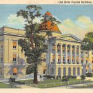 Jackson, Miss, MS Postcard - Old State Capitol Building (A671)