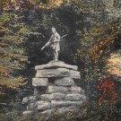 Louisville, Ky, Kentucky Postcard - Daniel Boone Monument  (A665)