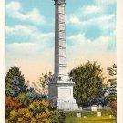 Frankfort, Ky, Kentucky Postcard - Kentucky State Monument  (A666)