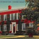 Bardstown, Ky, Kentucky Postcard - Federal Hill (A663)