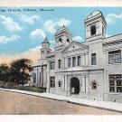 Natchez, Miss, MS Postcard - Presbyterian Church (A660)
