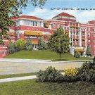 Jackson, Miss, MS Postcard - Baptist Hospital (A654)