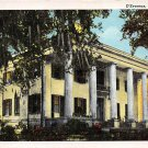 Natchez, Miss, MS Postcard - D'Evereux (A645)