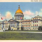 Jackson, Miss, MS Postcard - State Capitol (A642)