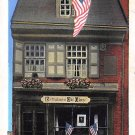 Betsy Ross, Philadelphia Postcard - PA, Penna (A697) Pennsylvania