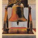 Philadelphia, PA Postcard - Old Liberty Bell (A702) Penna, Pennsylvania