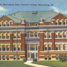 Bloomsburg, PA Postcard - State Teachers College (A714) Penna, Pennsylvania