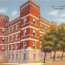Scranton, PA Postcard - Col. L. A. Watres Armory (A726) Penna, Pennsylvania