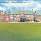 Farview State Hospital, PA Postcard - Carbondale, Honesdale (A733) Penna, Pennsylvania