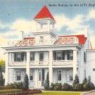 Sunbury, PA Postcard - Radio Station (A738) Penna, Pennsylvania