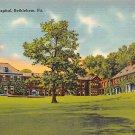 Bethlehem, PA Postcard - St Luke's Hospital (A739) Penna, Pennsylvania